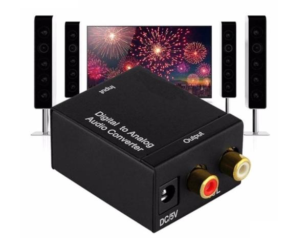 Bảng giá Bộ chuyển đổi âm thanh optical audio samsung. Bộ chuyển quang tiếng to chính hãng cao cấp tiếng to
