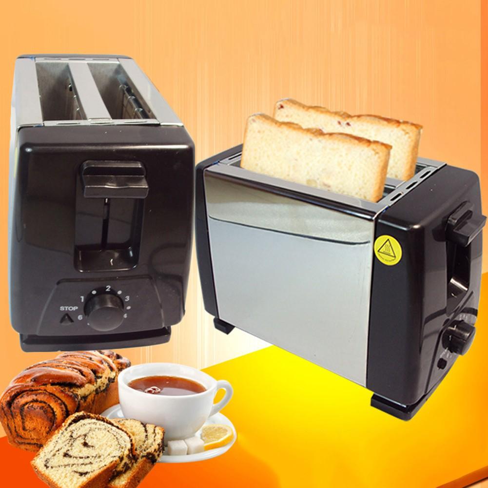 Máy Nướng Bánh Mì, Sanwich 2 Ngăn Sokany Hjt-016S- Hàng Chính Hãng -Giá Siêu Tốt- Tiện Lợi, Dễ Sử Dụng