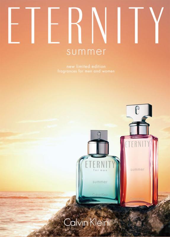Nước hoa Nữ Calvin Klein Eternity Summer For Women 2012 ( hàng auth ) mua tại Mỹ.