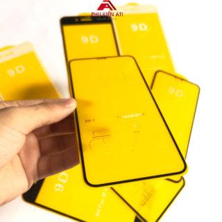 [ĐÃ CÓ IPHONE 12] Kính cường lực iPhone Full màn hình 9D- Full dòng iPhone từ 6 đến 12Promax- Cường lực 9D cho iPhone 2