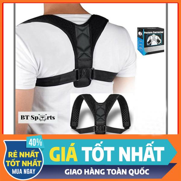 Đai chống gù lưng Posture corrector, Đai chống gù nam nữ thời trang, Cải thiện gù lưng an toàn hiệu quả