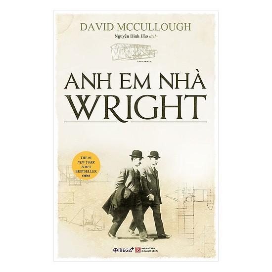 Siêu Giảm Giá Khi Mua Sách - Anh Em Nhà Wright