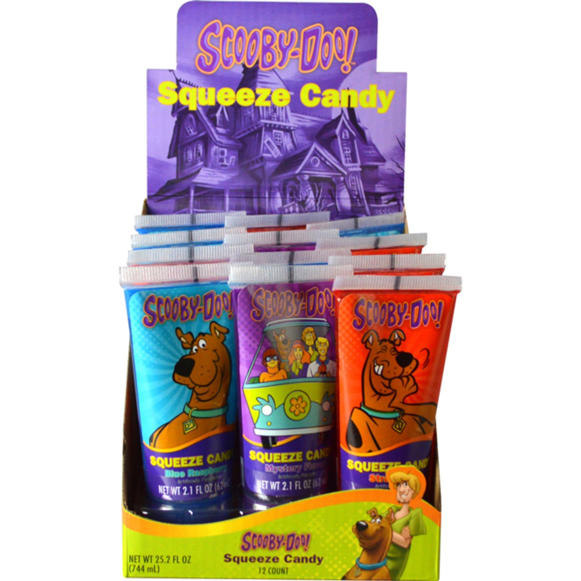 Kẹo tuýp kem đánh răng Scooby-Doo