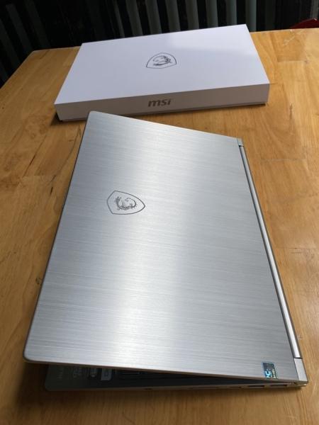 Bảng giá Laptop MSI Prestige 14 PS42, i5 – 8265u, 8G, 512G, Full box, like new Phong Vũ