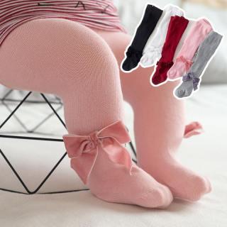 Dễ Thương Pompom Ren Bé VỚ LEN Ấm Bé Gái Tights Chân Vớ Ấm Mùa Đông Bé Pantyhose Cho Trẻ Em Dày Bé Stockings Collant