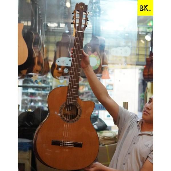 Guitar claasic cao cấp BK-C700 - Guitar CHẤT LƯỢNG CAO
