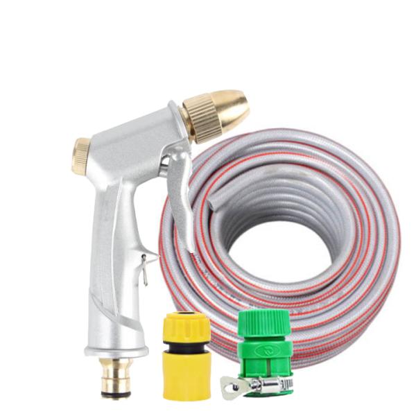 Bộ dây và vòi tăng áp lực nươc 3 lần loại 10m 701576-1