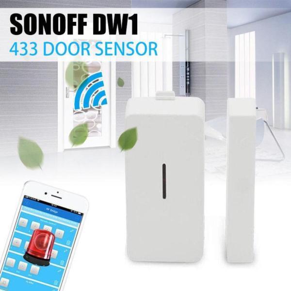 Cảm Biến Cửa Sonoff DW1 433 mHz