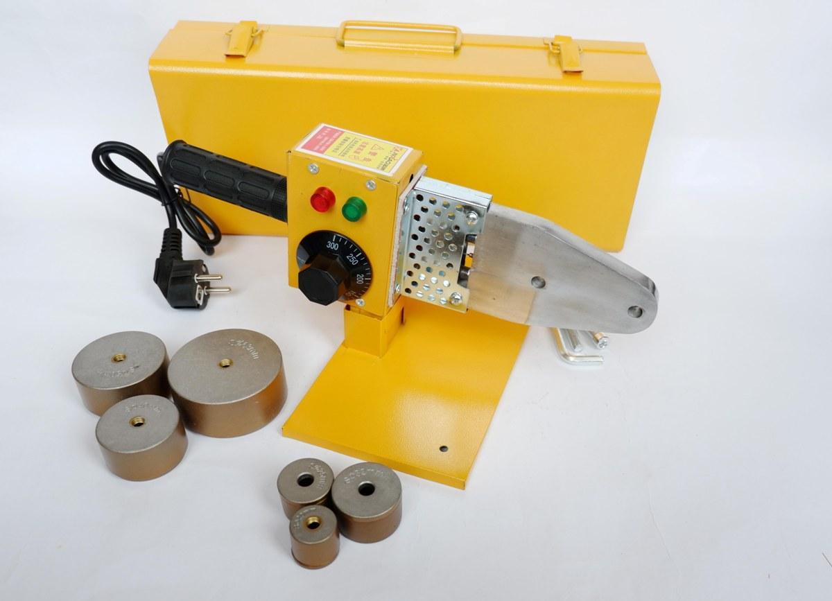 Máy hàn nhiệt ống nước, kích thước hàn 20-63mm - Ống nhựa dẻo chịu nhiệt -  ACZ-163