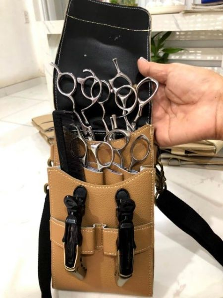 Túi đựng kéo cắt tóc chuyên nghiệp
