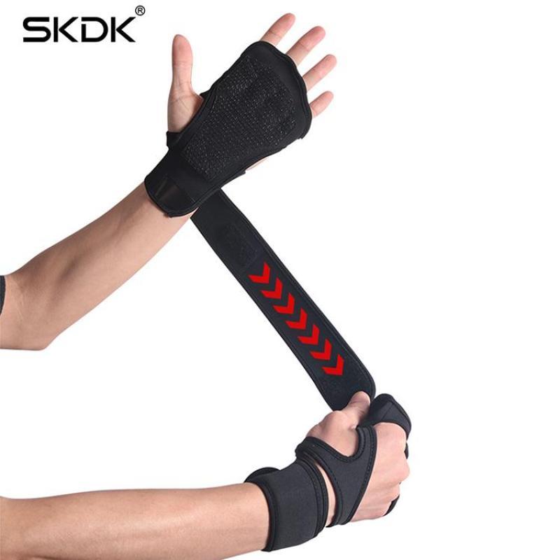 Găng tay tập gym kết hợp bảo vệ cổ tay thời trang cao cấp