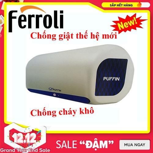 Bảng giá Bình nóng lạnh Ferroli Puffin 20 lít PS20