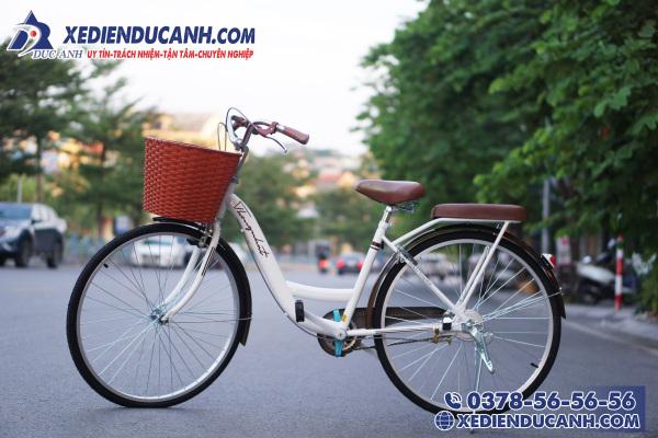 Mua [HÀNG CÓ SẴN] Xe đạp Thống nhất New - 2021