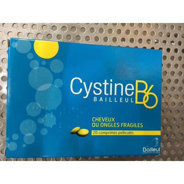 Cystine B6 Bailleul 20 viên