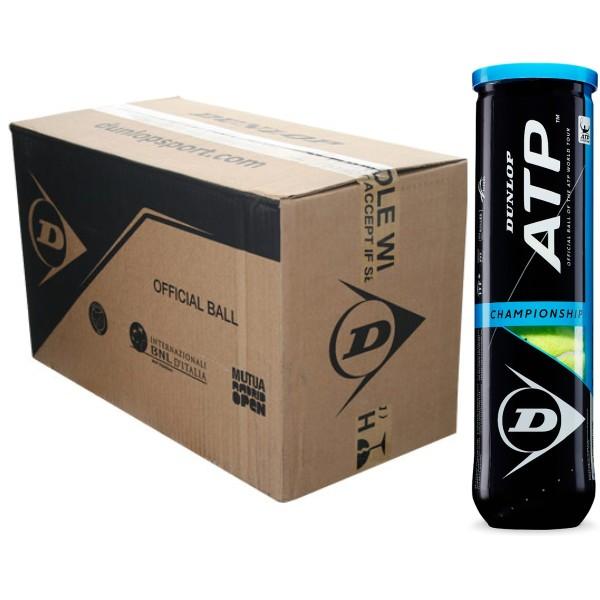 Thùng bóng tennis Dunlop ATP X4