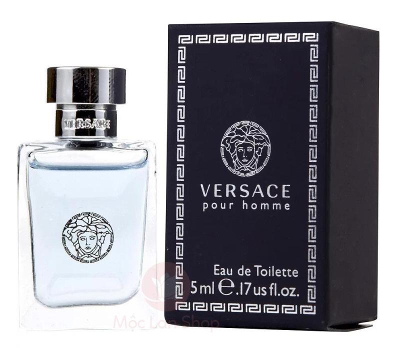 Nước hoa Nam Versace Pour Homme 5ml - Ý