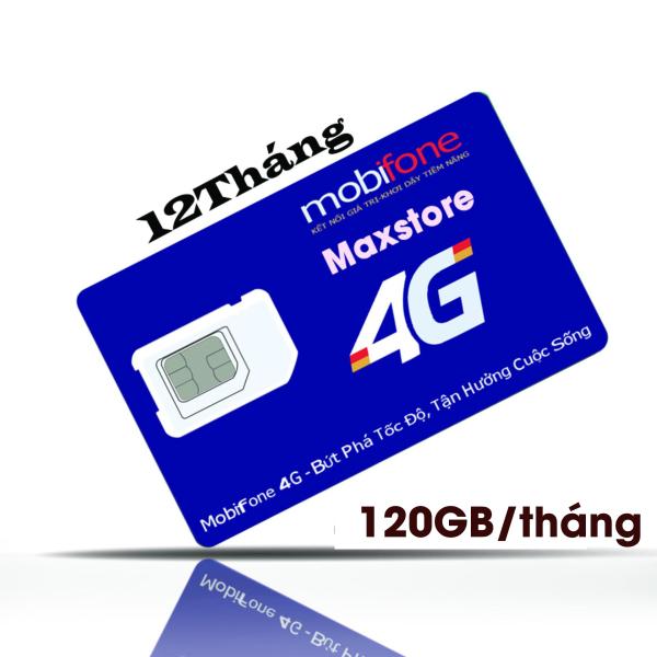 SIM 4G Mobifone C120 Tặng 120GB/Tháng Miễn Phí Gọi Nội Mạng Và 50 Phút Gọi Ngoại Mạng