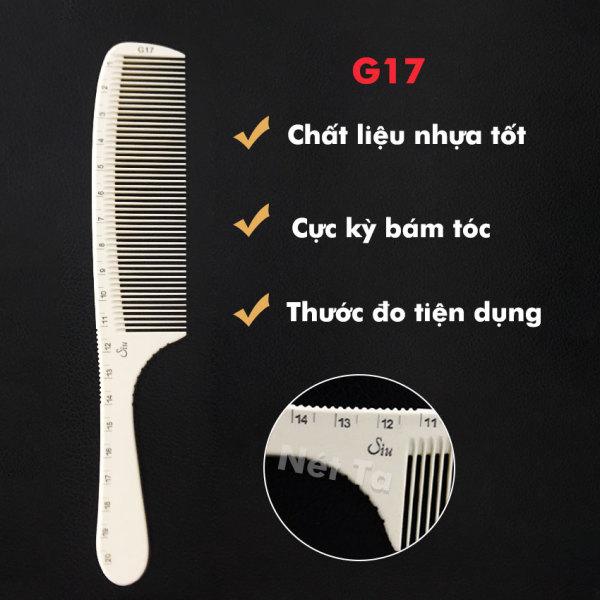 Lược cắt tóc cao cấp JAPAN cực bám tóc, chống biến dạng,ăn mòn, chịu nhiệt tốt dùng cho cả nam và nữ giá rẻ