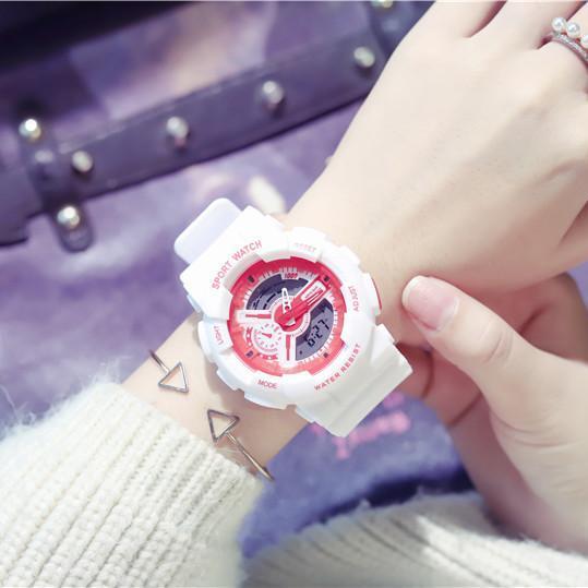 Đồng hồ thể thao unisex Shhors Sport watch bán chạy