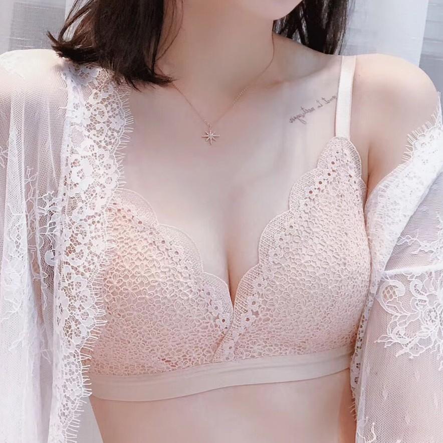 Siêu Phẩm Áo Ngực Áo Lót Ren Hoa Baby Cao Cấp (DV STORE) Nhật Bản