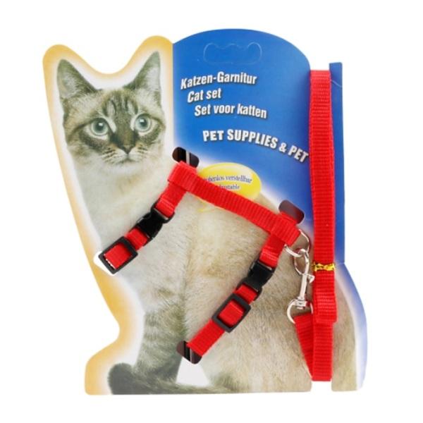 Dây đeo dắt mèo đi dạo