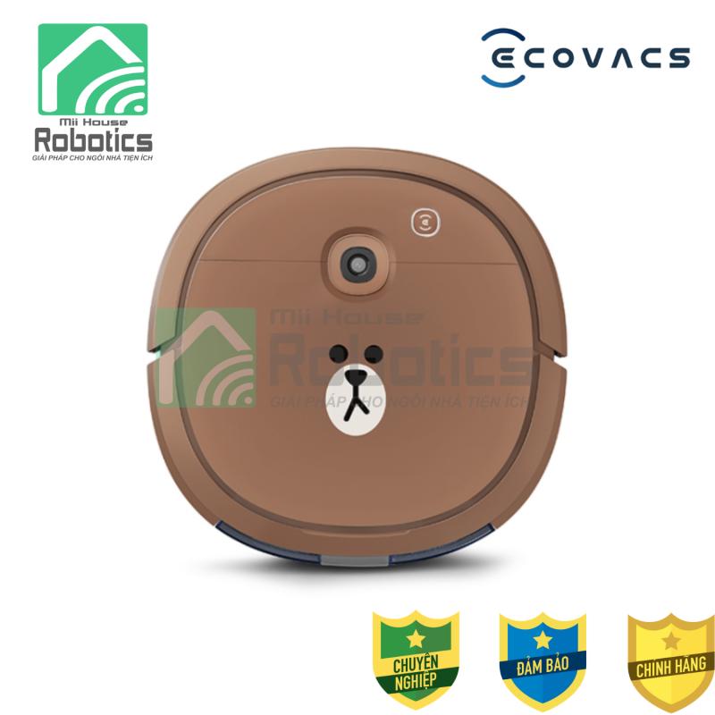 Robot hút bụi lau nhà Ecovacs Deebot U3 Line Friends - Hàng chính hãng mới new 100%