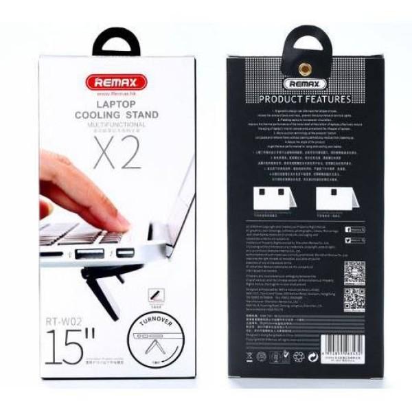 Bảng giá [Sale Sập Sàn] Đế Tản Nhiệt Tiện Dụng, Sang Trọng Remax RT - W02 Cho Laptop, Macbook Phong Vũ