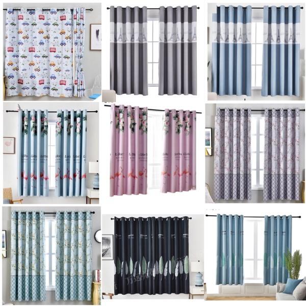 Rèm treo cửa xinh xắn vải dày 1m ngang x 2m cao ( giá 1 tấm ) HK3000