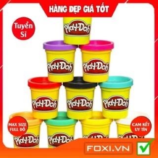 Hộp đất nặn an toàn Play Doh loại To-Hàng VNXK CLC-Tăng trí tưởng tượng và sự khéo léo cho bé thumbnail
