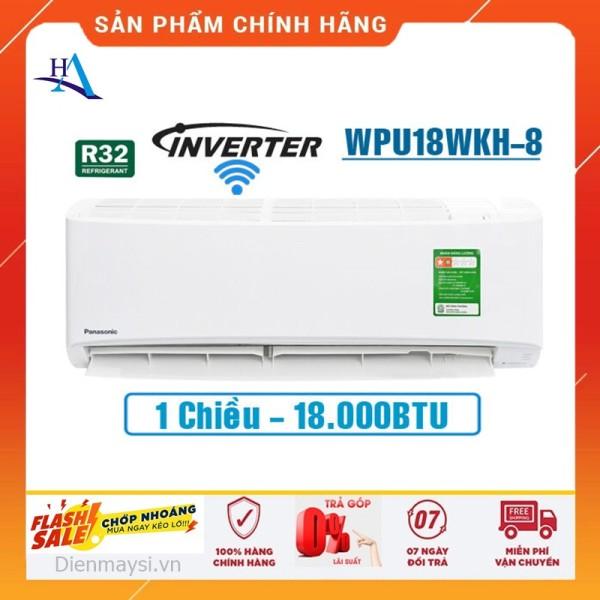 Bảng giá [HCM]Máy lạnh Panasonic Wifi Inverter 2 HP CU/CS-WPU18WKH-8M (Miễn phí giao tại HCM-ngoài tỉnh liên hệ shop)