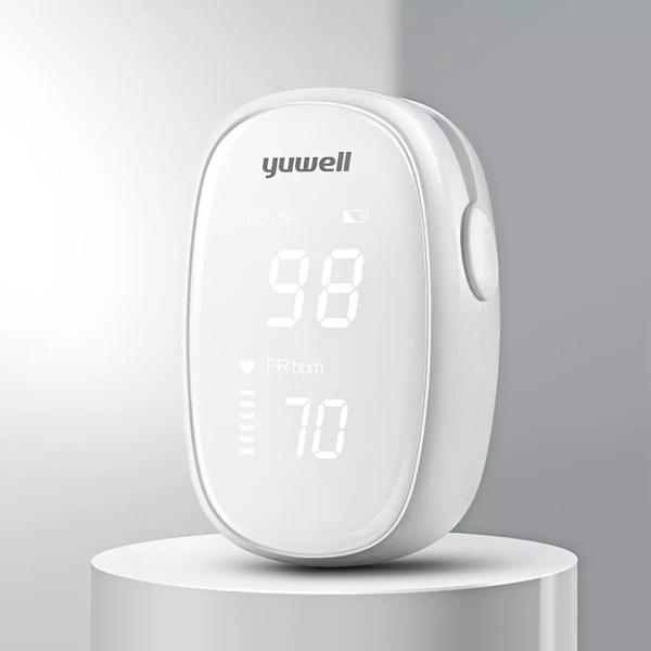 Máy đo oxy xung ngón tay Yuwell YX102 Máy đo oxy xung có thể sạc lại Máy đo oxy xung ngón tay Máy đo oxy xung ngón tay 2021 Máy bán chạy