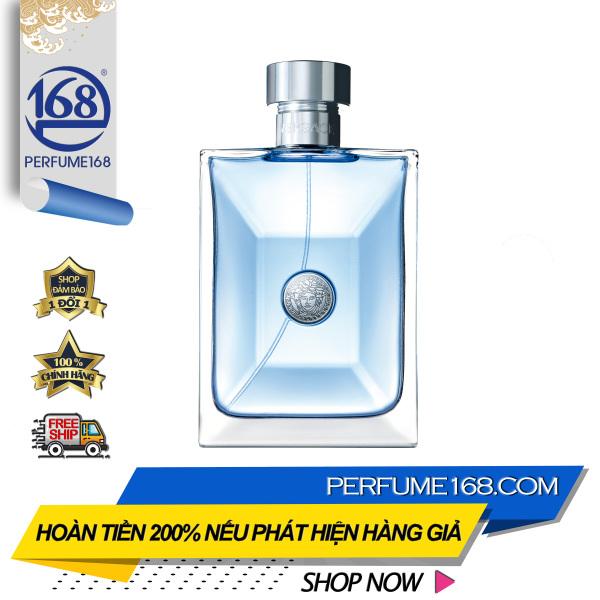 Nước hoa nam bán chạy nhất, nước hoa Versace Pour Homme 50ml, 100ml, 200ml, nước hoa chính hãng Perfume168 giá tốt