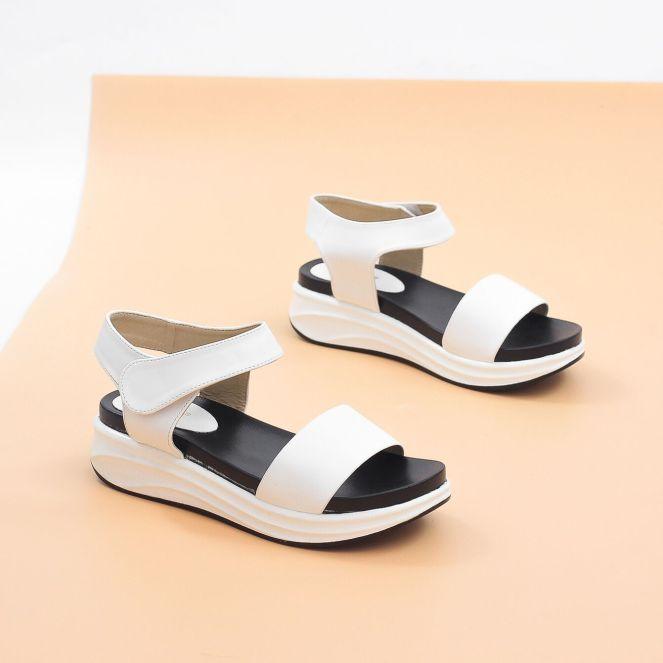 Giày Sandal Đế Xuồng 3cm Pixie 4162 giá rẻ