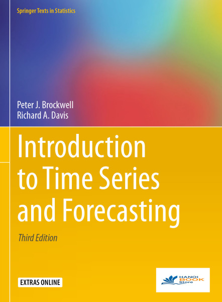Introduction to Time Series and Forecasting - Hanoi bookstore