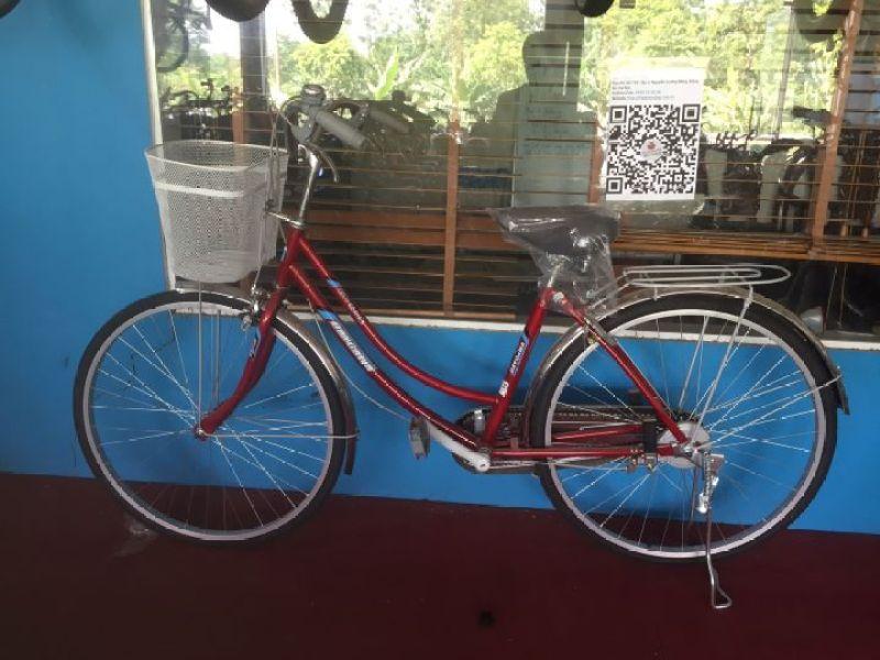 Phân phối Xe đạp (Mini truyền thống 26 nan thưa) XD24542-31