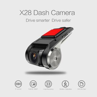 [Nhập ELMAY21 giảm 10% tối đa 200k đơn từ 99k]Camera Hành Trình NTek X28 FULL HD 1080P - Chuyên dùng cho Ô tô xe hơi Sử dụng Màn hình Android thumbnail