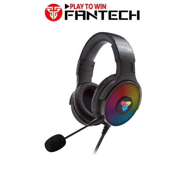Bảng giá Tai nghe Gaming có dây Fantech HG22 FUSION 7.1 âm thanh vòm, led RGB, jack cắm USB, dùng cho PC và PS4 -  Hãng phân phối chính thức Phong Vũ