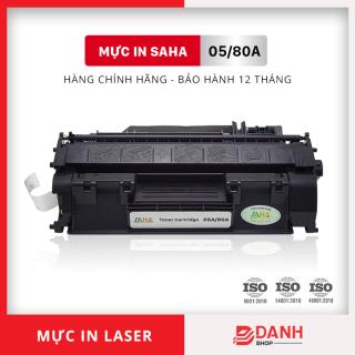 Hộp mực cho HP LaserJet P 2035, 2055 M401, M425 - Canon LBP 6300, 6400, 6550, 6650, 6680 MF 5840, 5870... - 05A 80A thumbnail