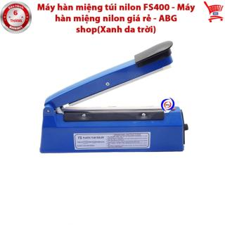 Máy hàn miệng túi nilon FS400 - Máy hàn miệng nilon giá rẻ - ABG shop thumbnail