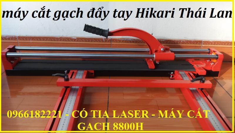 Máy cắt gạch Thái Lan Hikari 8800H
