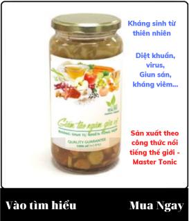 Kháng sinh tổng hợp Viet Healthy 1 lít, kháng sinh tự nhiên tổng hộp Viethealthy 1000ml giúp thải độc, tiêu viêm, chống viêm, hỗ trợ diệt vi khuẩn, virus, nâng cao miễn dịch, phòng ngừa các bệnh mãn tính..... thumbnail