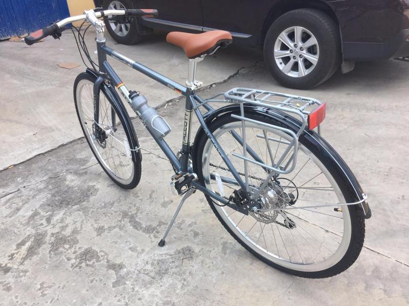 Phân phối Xe đạp touring ALCOTT 700C GT08
