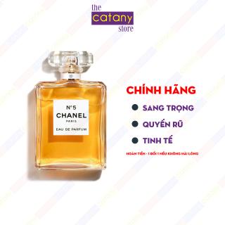 Nước Hoa Nữ Mini N5 Cha.nel Pháp chiết 7.5ml thumbnail