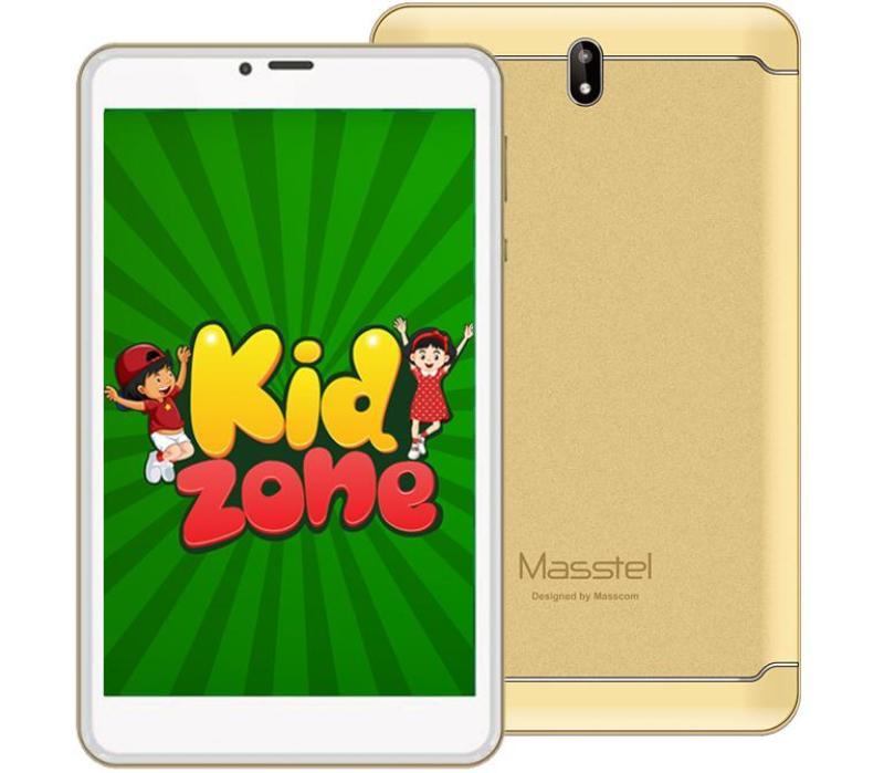 Máy Tính Bảng  Masstel Tab 7 plus Kidzone  Dành Cho Trẻ Em- Tặng Bao Da