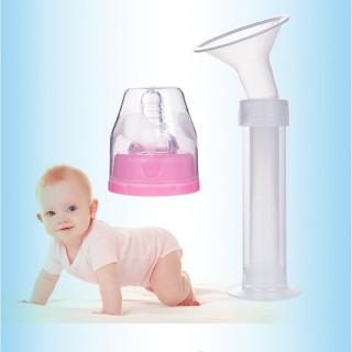 Dụng cụ hút sữa bằng tay dạng xilanh + Tặng túi trữ sữa cao cấp thumbnail