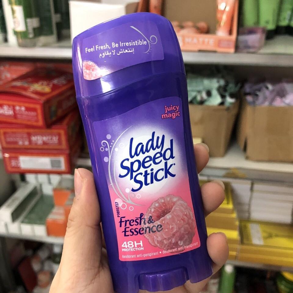 LĂN KHỬ MÙI LADY STICK cao cấp