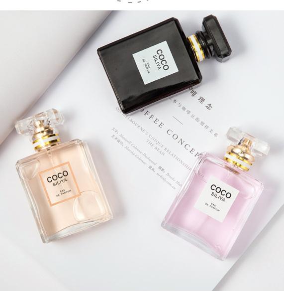 💐 Nước Hoa Coco Siliya 50ml 3001 perfume xịt body hương thơm tươi mát lưu lâu dễ chịu nội địa chính hãng WE Store 💐
