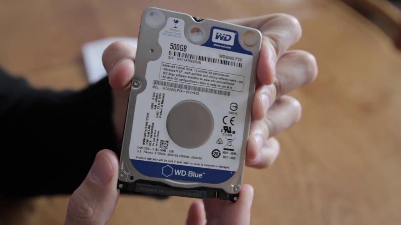 Hình ảnh Ổ cứng gắn trong Slim laptop 500Gb Western WD5000LPCX