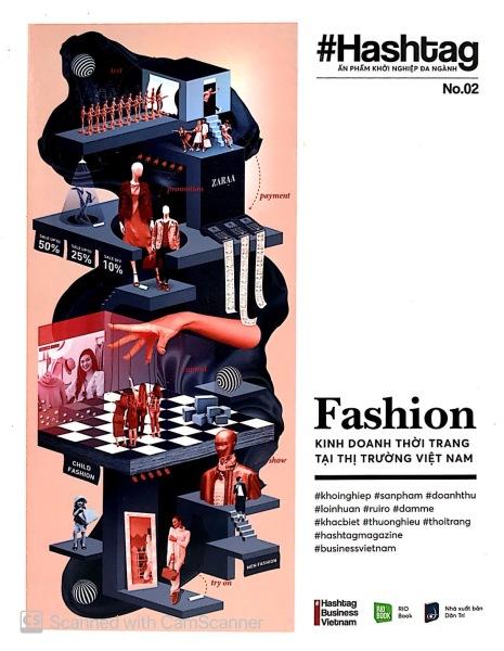 Cá Chép - Hashtag No.2 Fashion - Kinh doanh thời trang tại thị trường Việt Nam