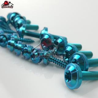 Bộ ốc dàn áo GR5 lục bảo cao cấp gắn cho các dòng xe phổ thông hiện nay thumbnail